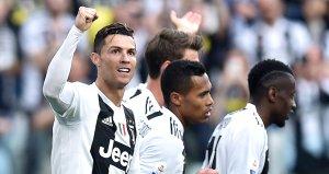 Ronaldo, futbol tarihine adını yazdırdı! Yok böyle bir başarı