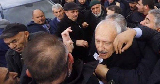 Saldırı sonrası Kılıçdaroğlu, polis kontrolünde evde tutuluyor