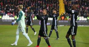 Beşiktaşın yıldız oyuncusu, maçta Şenol Güneş ile tartıştı