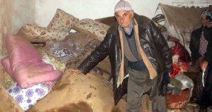 Hakkari'de köylüler gece yarısı kabusu yaşadı