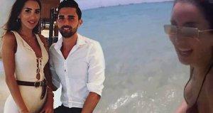 Hasan Aliyi aldattığı söylenen eşinin yeni görüntüleri ortaya çıktı