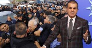 Kılıçdaroğlu'na yumruk atan saldırgan AK Parti üyesi çıktı