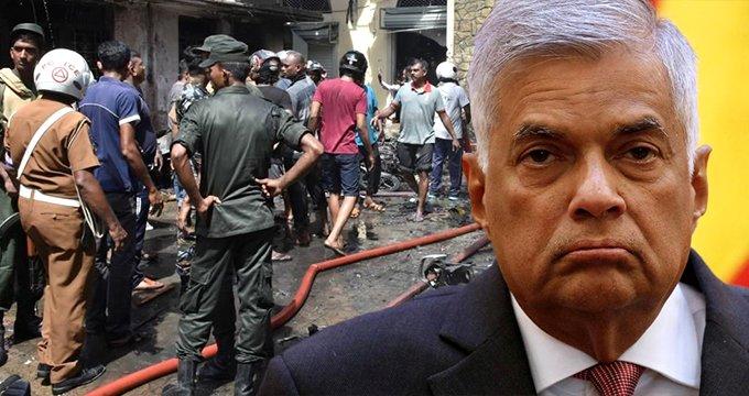Sri Lanka Başbakanı'ndan tarihi itiraf: Saldırı biliniyordu!