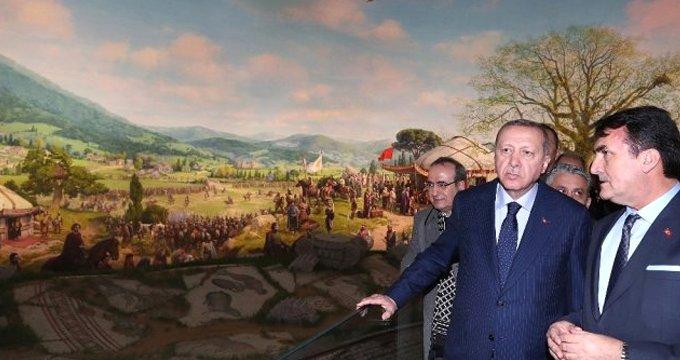 419 bin kişi ziyaret etti! Erdoğan'ın çağrısından sonra rekor kırdı