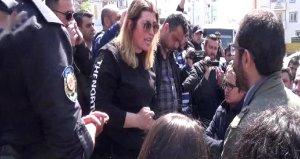 HDPli vekil ile emniyet amiri karşı karşıya geldi: Kanun ve nizam var