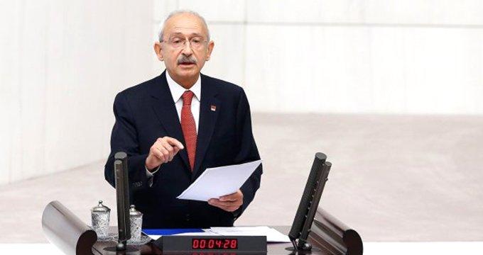 """Kılıçdaroğlu'ndan """"Giderken haber vermemiz gerek"""" diyen Erdoğan'a yanıt"""