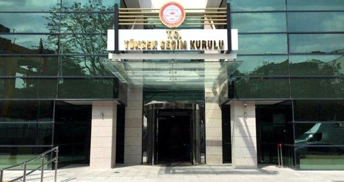 YSK'nın kararı sonrası AK Parti'den ilk açıklama geldi!