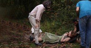 Rol gereği cinsel saldırıya uğrayan genç oyuncudan olay itiraf!