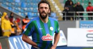 Çaykur Rizespordan resmi Vedat Muriqi açıklaması!
