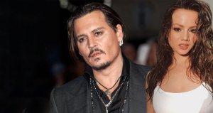 Johnny Depp, Rus güzelle öpüşürken yakalandı!