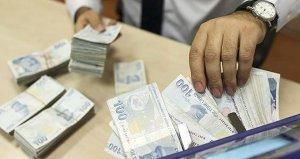 Bankacılık sektörünün mevduatı 5,7 milyar lira arttı