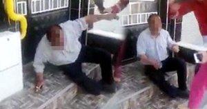 İğrenç olayı duyan kadın, 'Allah belanı versin' deyip dayak attı!