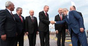 CHP'den, Kılıçdaroğlu'nun da yer aldığı kareye eleştiri