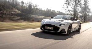 100 km hıza 3,6 saniyede ulaşabiliyor! İşte Aston Martinin en hızlısı