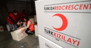 Dev şirket Kızılaya 2,5 milyon liranın üzerinde ilaç yardımı yaptı