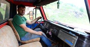 İki kardeşin kamyonete yaptığını görenler 'Bunu bana sat' diyor