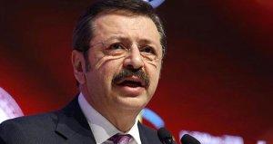TOBB Başkanı Hisarcıklıoğlu: ABD ile Türkiye anlaşma imzalamalı
