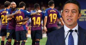 Barcelonadan oyuncu isteyen Ali Koça: İkna ederseniz kiralayalım