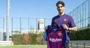 Barcelona yeni transferi duyurdu! Serbest kalma bedeli 100 milyon euro