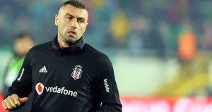 Beşiktaştan Burak Yılmaz ve Ersun Yanal açıklaması
