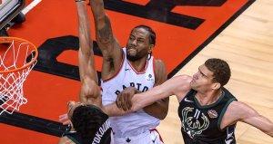 Warriorsın Finalde Rakibi Toronto Raptors Oldu