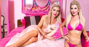 Barbie bebeğe benzemek için servet harcadı! Eski hali inanılmaz