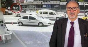 BJK Kongre Üyesi Abdullah Baysalın ölümü kamerada!