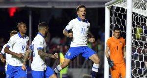 Brezilya, COPA Americaya galibiyetle başladı