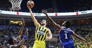 Fenerbahçe Beko, Anadolu Efesi 82-73 mağlup etti