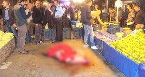 İki pazarcıyı vuran emekli polisin ifadesi ortaya çıktı