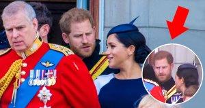 Prens Harry, Meghanı herkesin içinde tersledi! Sosyal medya yıkıldı