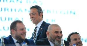 Fenerbahçede Ali Koç yönetimi ibra edildi