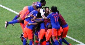 Kolombiya, Arjantini 2-0 mağlup etti