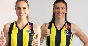 Fenerbahçe Naz Aydemir dahil 4 ismi resmen açıkladı