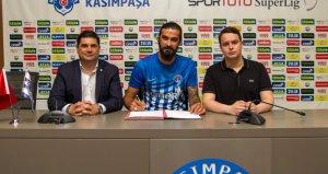 Adı Galatasaray ile anılan Fatih Öztürk, Kasımpaşaya transfer oldu