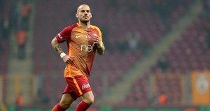 Galatasaray, Wesley Sneijderi istemedi!