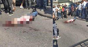 İstanbulda Rus ve Gürcüler sokak ortasında çatıştı
