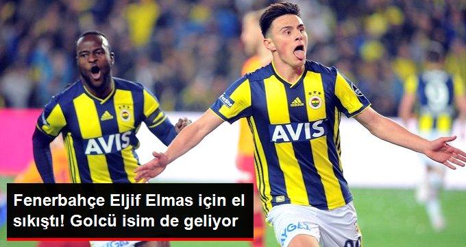 Fenerbahçe Eljif Elmas için el sıkıştı! Golcü isim de geliyor