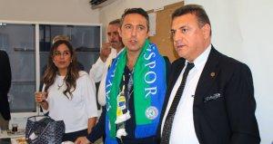 Çaykur Rizespor Başkanı Hasan Kartal: Vedat Muriqi için Ali Koç ile görüştük