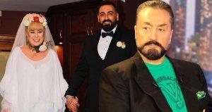 Zerrin Özerin yeni evlendiği eşinin Adnan Oktarın kedicikleriyle fotoğrafı ortaya çıktı