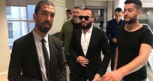 Arda Turan ve Berkay Şahinin duruşması ertelendi