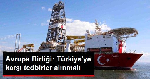 Avrupa Birliği: Türkiyeye karşı tedbirler alınmalı