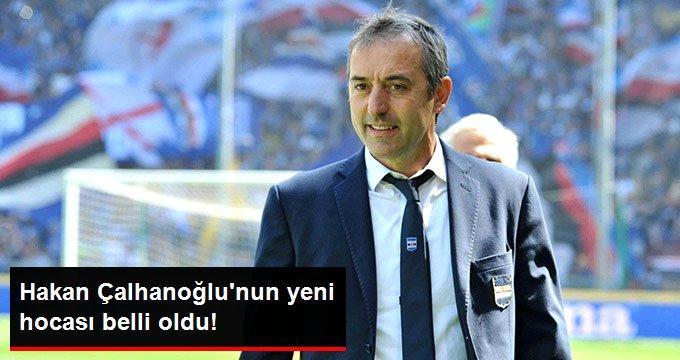 Hakan Çalhanoğlunun yeni hocası belli oldu!