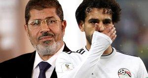Yıldız futbolcu Salaha Mursi tepkisi!