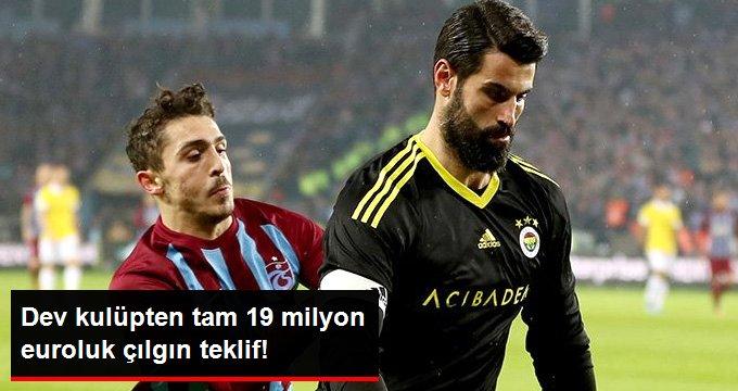 Dev kulüpten tam 19 milyon euroluk çılgın teklif!