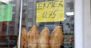 Sivasta 75 kuruşa satışa sunulan ekmek tartışma yarattı