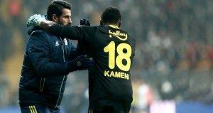 Fenerbahçede Kameni krizi, gitmek istemiyor!
