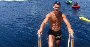 Ronaldonun tatilde harcadığı para dudak uçuklattı