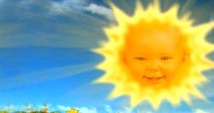 Teletabilerdeki güneş bebeğin son hali görenleri hayrete düşürdü!