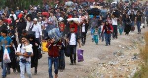AK Parti Milletvekili Ata Uslu, Türkiyede yaşayan Suriyeli sayısını açıkladı